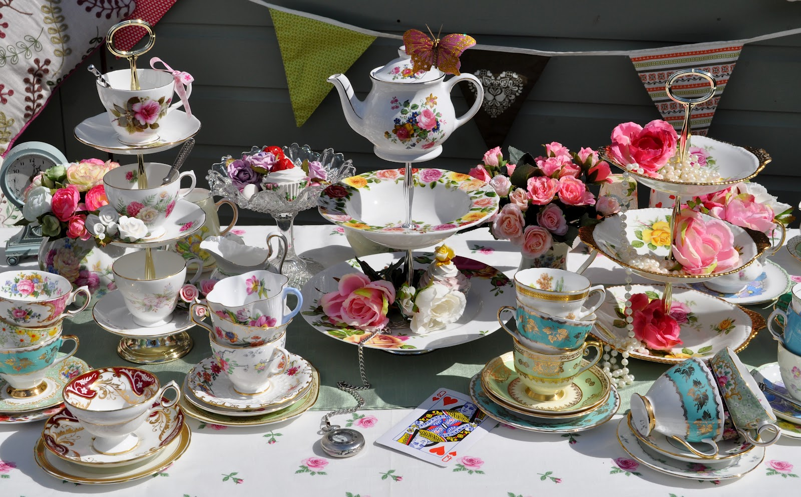 Exeter Conservatives Vintage Tea Party Tiverton And